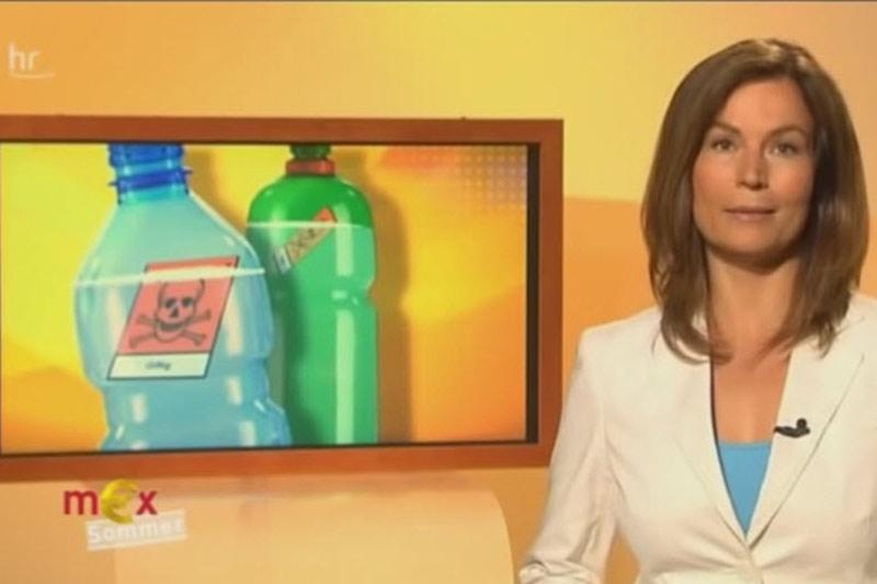 MEX – Das Marktmagazin: Oestrogene in Mineralwasser