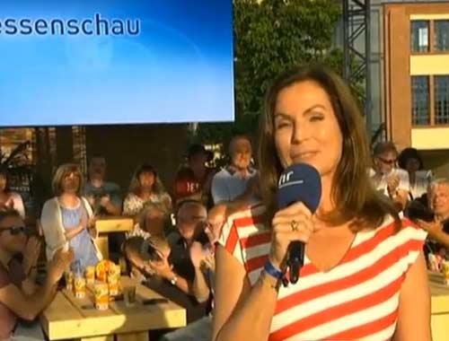 Hessentag Bad Hersfeld mit Claudia Schick